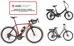 Subvenciones para la compra de bicicletas eléctricas