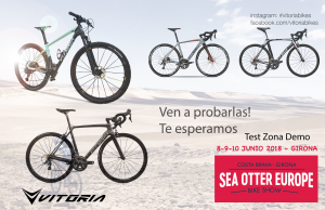 SEA OTTER EUROPE & VITORIA BIKES
